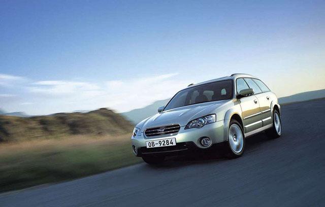 Subaru Legacy napake težave okvare vpoklici