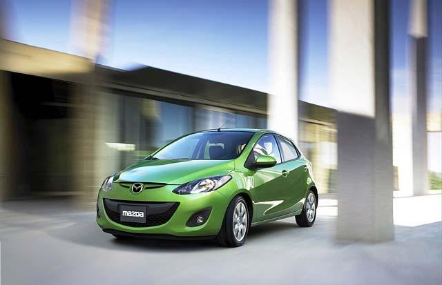 Mazda2 - rabljen napake težave okvare vpoklici