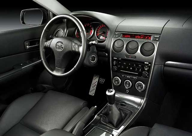 Mazda 6, pregled napak, težav, okvar, vpoklicev