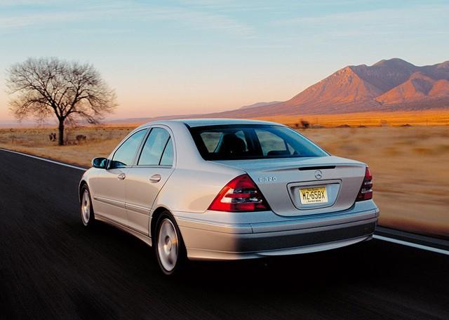 Mercedes-Benz razreda C, pregled napak, težav, okvar in vpoklicev