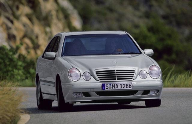 Mercedes razred E - okvare, težave, napake, vpoklici