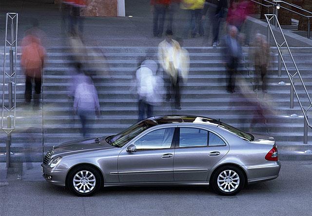 Mercedes razred E napake težave okvare vpoklici rabljen