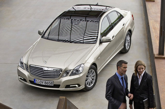 Mercedes-Benz E 2009 napake okvare težave vpoklici