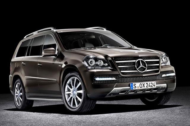 Mercedes-Benz GL, napake, težave, okvare, vpoklici