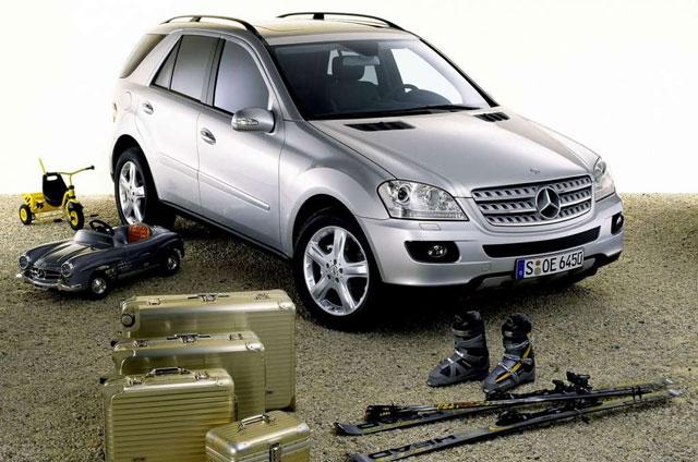 Mercedes-Benz ML, problemi, vpoklici, težave, okvare