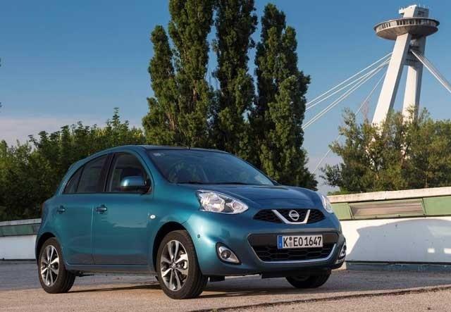 Nissan Micra rabljen napake težave okvare vpoklici
