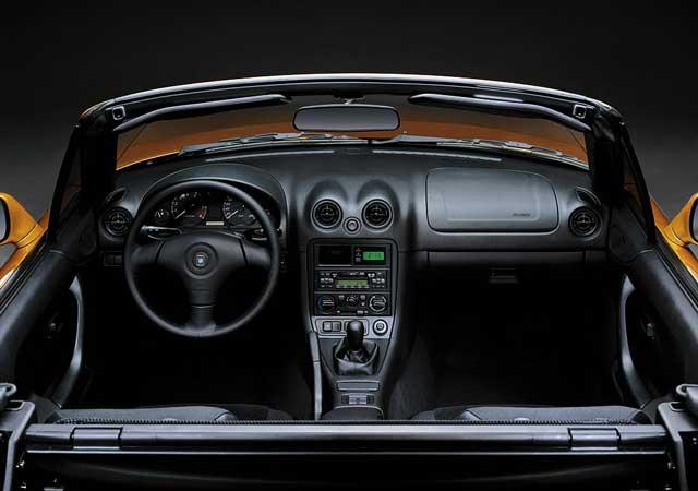 Mazda MX-5 rabljen napake težave okvare vpoklici