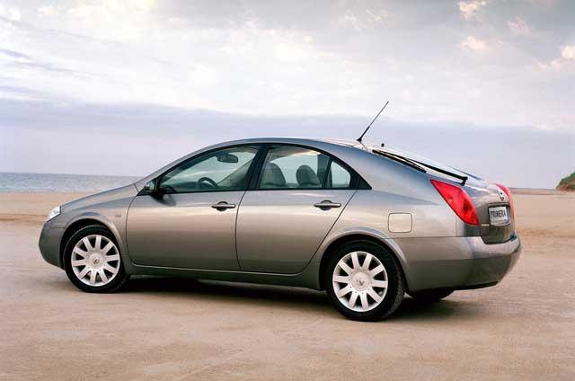 Nissan Primera, pregled napak, težav, vpoklicev, problemi