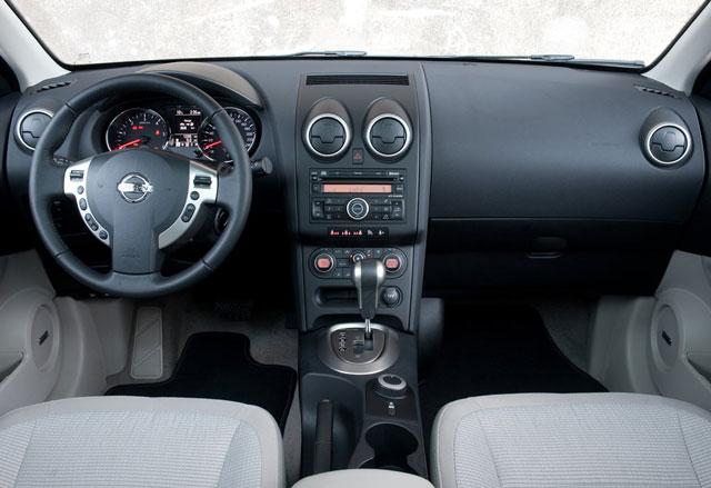 Nissan Qashqai napake težave okvare vpoklici