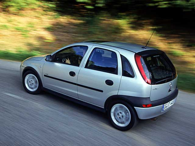 Opel Corsa - napake, okvare, vpoklici, problemi