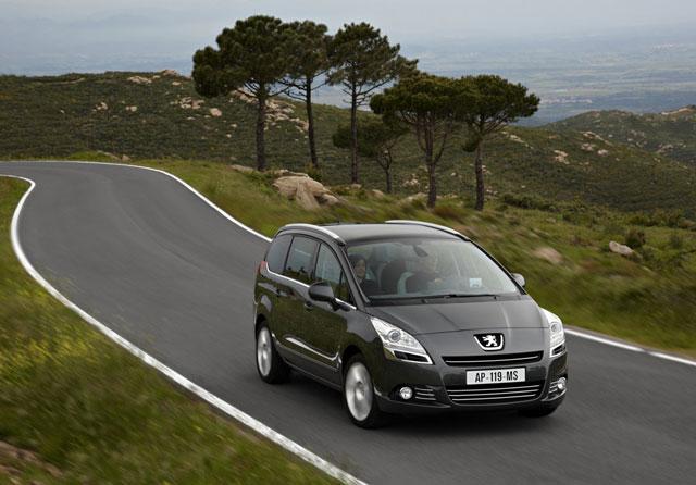 Peugeot 5008 rabljen napake težave ok