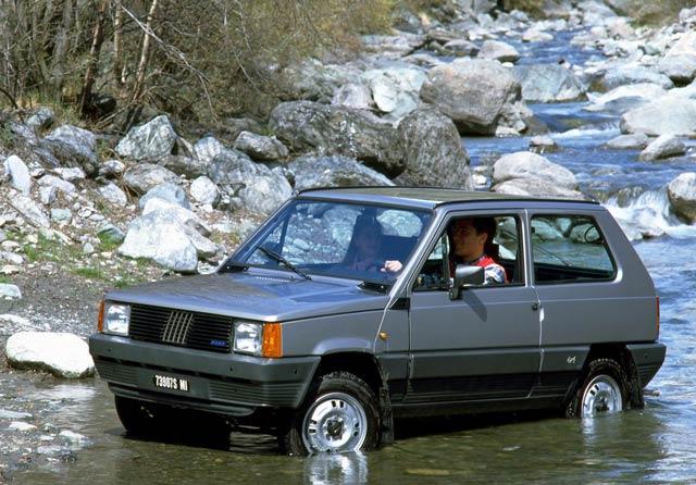 Fiat Panda, vpoklici, težave, napake, problemi