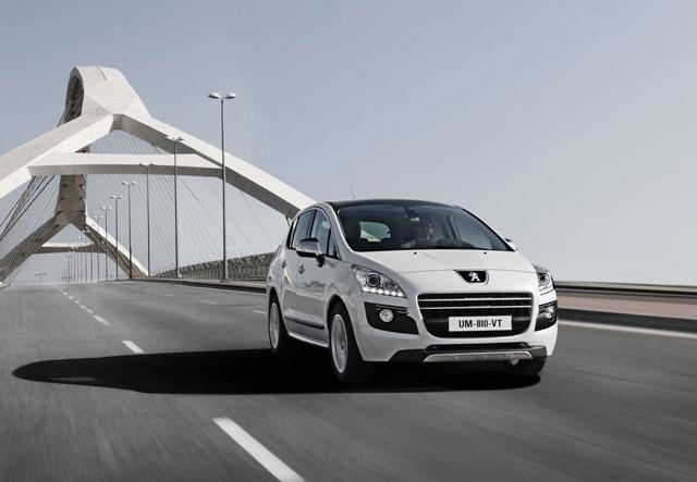 Peugeot 3008 napake, okvare, vpoklici, težave