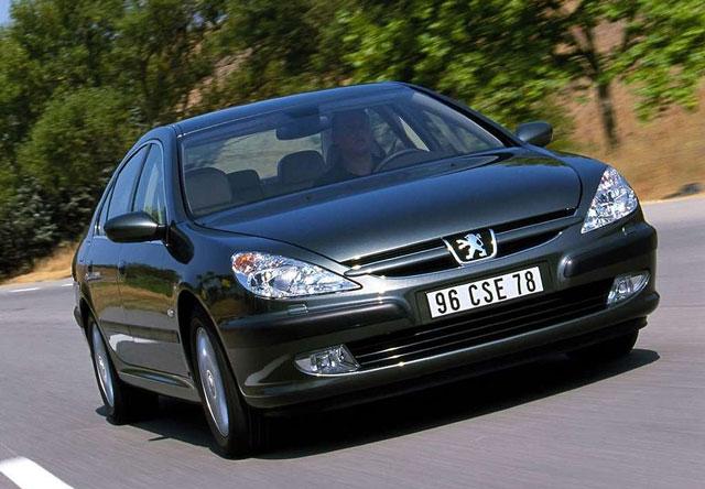 Peugeot 607, pregled napak, težav, okvar in vpoklicev