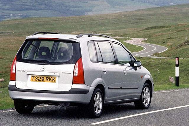 Mazda Premacy, , rabljen napake težave okvare vpoklici