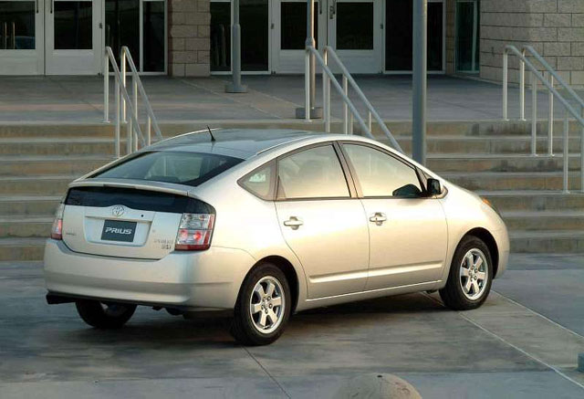 Toyota Prius napake težave okvare vpokliciToyota Prius napake težave okvare vpoklici