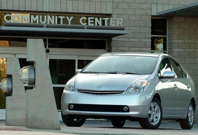 Toyota Prius napake težave okvare vpoklici
