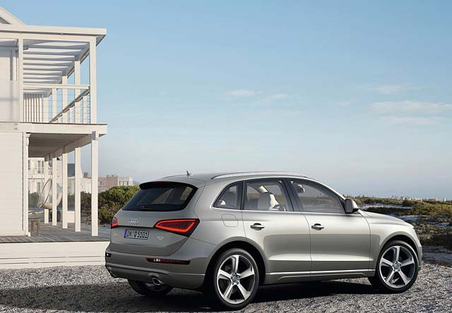 Audi Q5 - rabljen napake težave okvare vpoklici