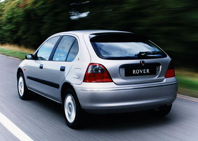 Rover 200 napake težave okvare vpoklici