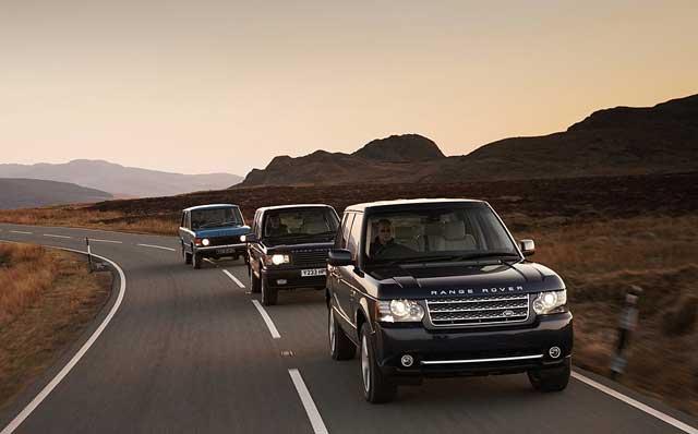 range rover rabljen nakup težave okvare napake vpoklici