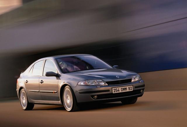 Renault Laguna 2. napake, težave in okvare