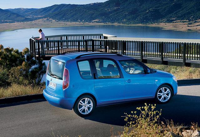 škoda roomster napake težave okvare vpoklici rabljen avto