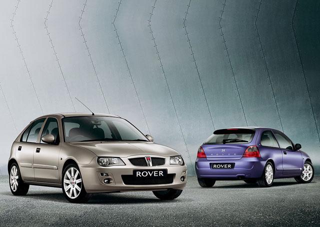 Rover 25, rabljen napake težave okvare vpoklici