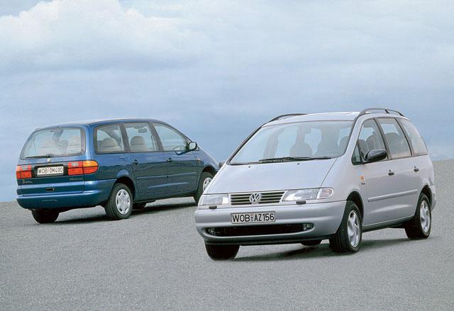 Volkswagen Sharan napake težave okvare vpoklici
