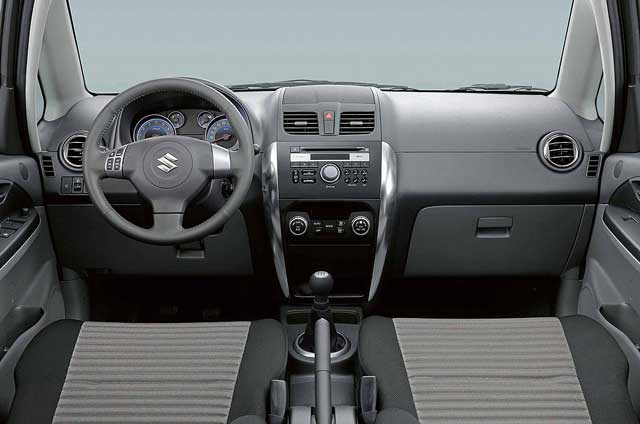 Suzuki SX4 pregled napak, okvar, zanesljivost, rabljen avto