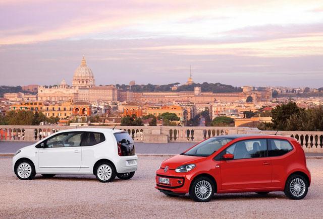 Volkswagen Up - napake težave okvare vpoklici