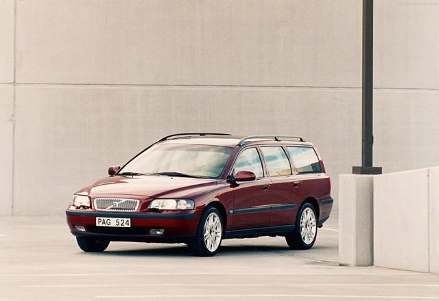 Volvo V70, pregled težav, okvar, napak in vpoklicev