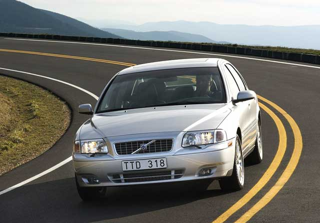 Volvo s80, pregled napak, težav, okvar, vpoklicev