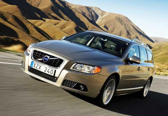 Volvo V70 pregled napak, težav, okvar, vpoklicev