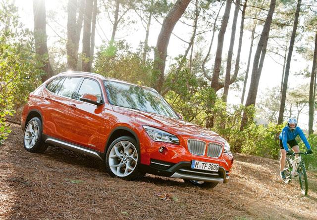 BMW X1 rabljen napake težave okvare vpoklici
