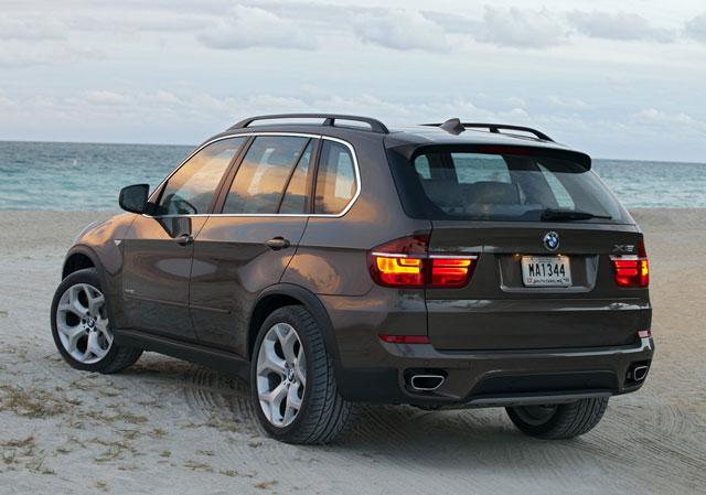 rabljen BMW X5 - napake težave okvare vpoklici