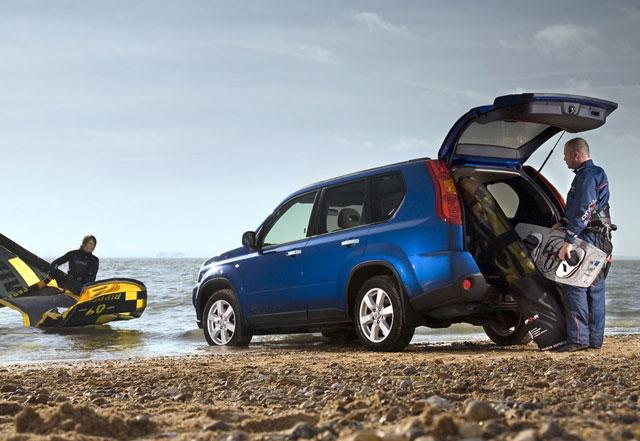 Nissan Xtrail napake, okvare, vpoklici, težave