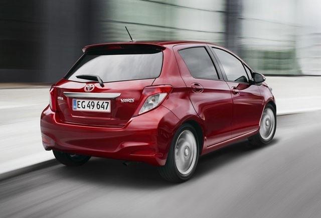 Toyota Yaris rabljen napake težave okvare vpoklici