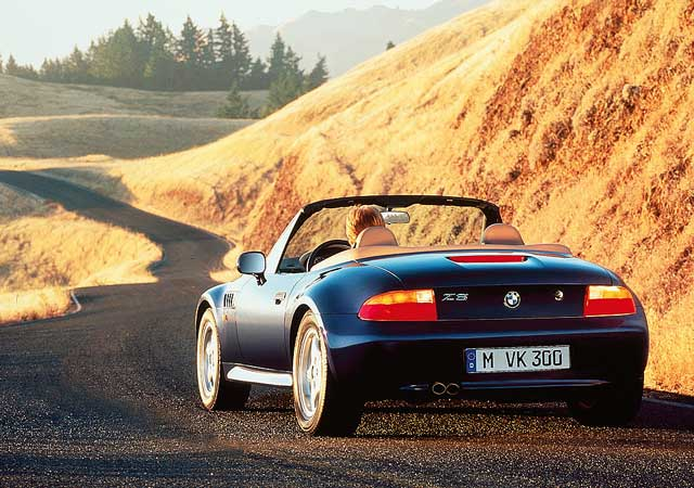 BMW Z3- rabljen napake težave okvare vpoklici